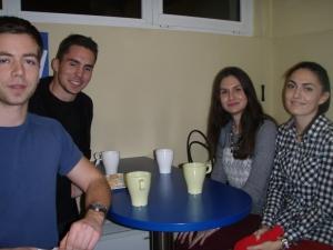 Tea party (ENG)